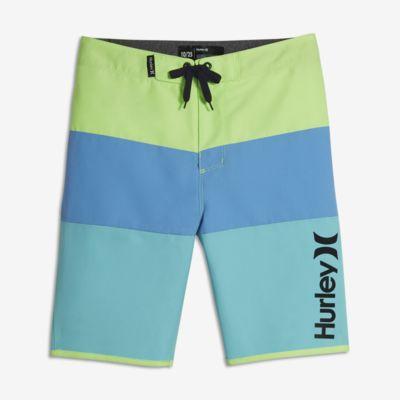 Hurley Triple Threat Big Kids' (Boys') Board Shorts