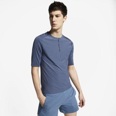 Nike Tech Pack Part superior de màniga curta i mitja cremallera de running - Home