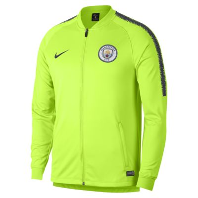Nike Dri-FIT Manchester City Squad-fodboldjakke til mænd