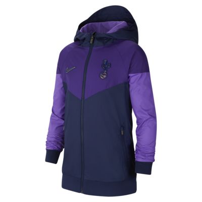 Tottenham Hotspur Windrunner Big Kids' Jacket