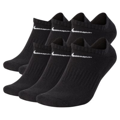 Nike Everyday Cushion No-Show Training Socks (6 Pair)