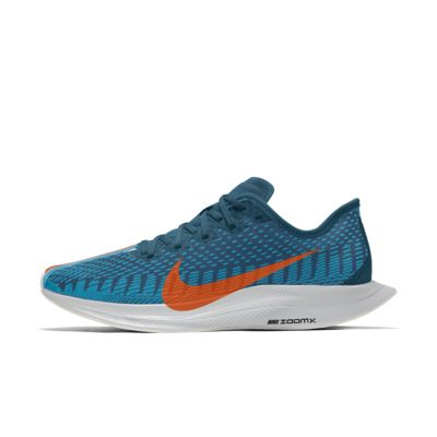 Nike Zoom Pegasus Turbo 2 Premium By You Custom hardloopschoen voor heren