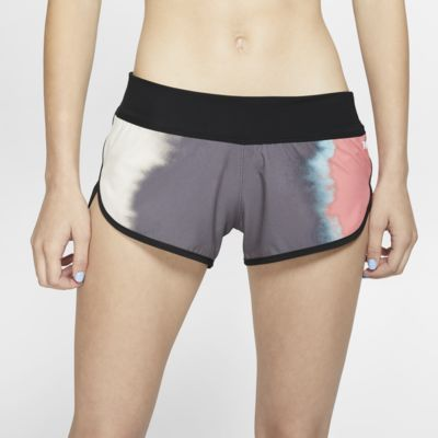 Shorts de playa para mujer Hurley Phantom Gradient Beachrider