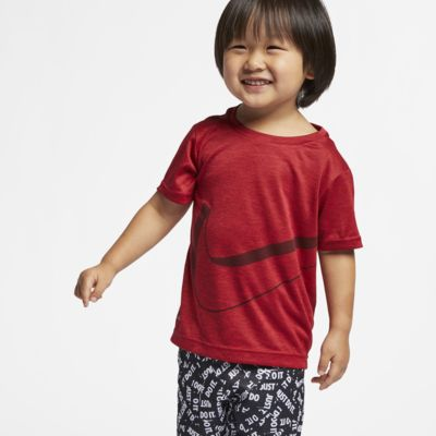 Nike Breathe Younger Kids' T-Shirt