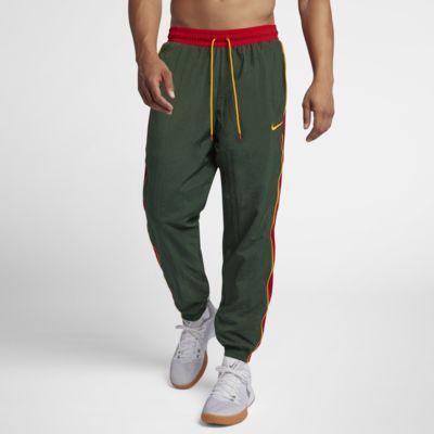 Nike Throwback Men's Woven Tracksuit Basketball Pants