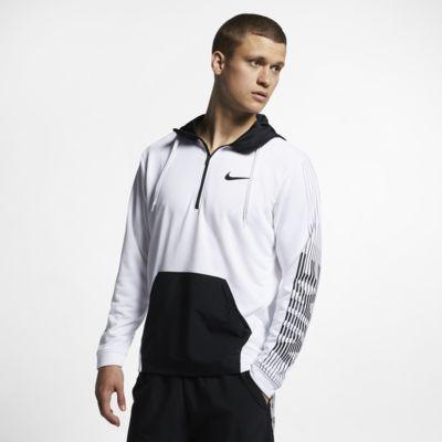 Nike Dri-FIT 男子针织训练连帽衫