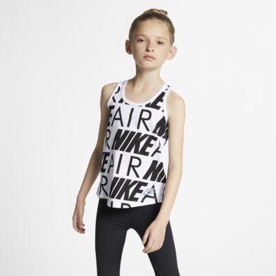 Nike Air Little Kids' Sleeveless Top
