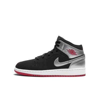 Air Jordan 1 Mid 大童鞋款