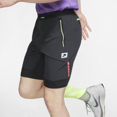 Shorts de running híbridos para hombre Nike Wild Run