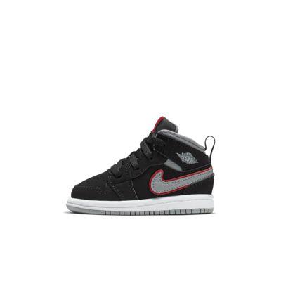 Air Jordan 1 Mid Kleinkinderschuh