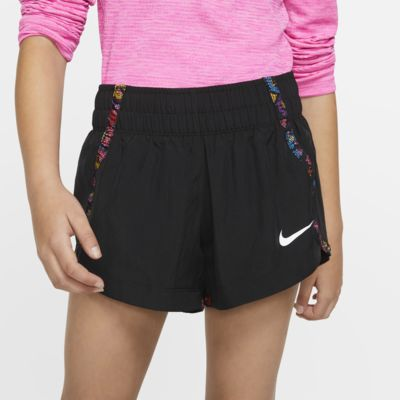 Nike Dri-FIT-løbeshorts til store børn (piger)