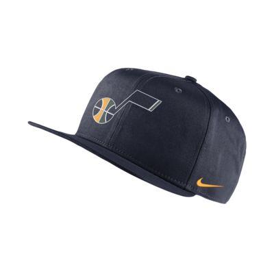 Utah Jazz Nike Pro NBA Cap