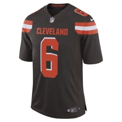 NFL Cleveland Browns (Baker Mayfield) Men's Limited Football Jersey