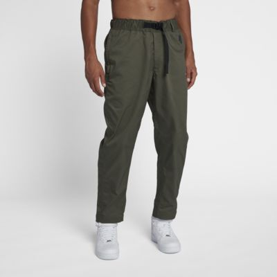 Pantalones tejidos para hombre NikeLab Collection
