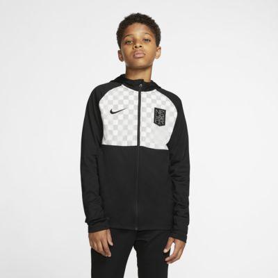 Ποδοσφαιρικό τζάκετ Nike Dri-FIT Neymar Jr. για μεγάλα παιδιά
