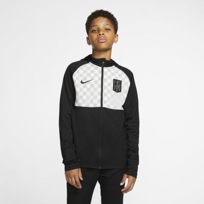 Kurtka piłkarska dla dużych dzieci Nike Dri-FIT Neymar Jr.