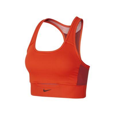 Nike Swoosh Rebel Sostenidors esportius de subjecció mitjana amb butxaca - Dona