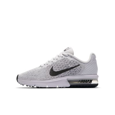air max sequent 2 junior garcon