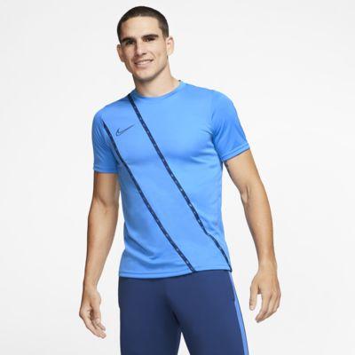 Męska koszulka piłkarska z krótkim rękawem Nike Dri-FIT Academy