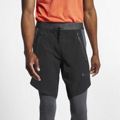 Męskie spodnie do biegania 3/4 Nike Tech Pack