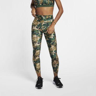 Nike Women's Camo Training Tights