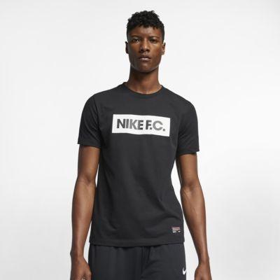 Tee-shirt de football Nike Dri-FIT F.C. pour Homme