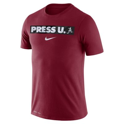 Nike College Dri-FIT (Alabama) Men's T-Shirt