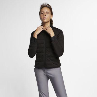 Chamarra de golf para mujer Nike AeroLoft