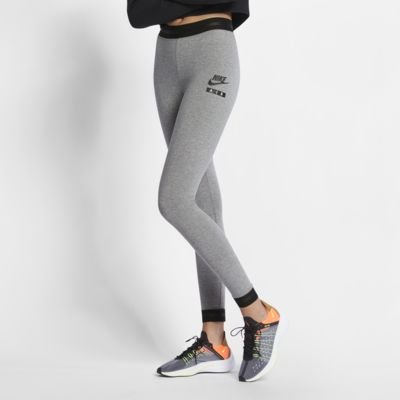 Nike Air Damen-Leggings mit hohem Taillenbund