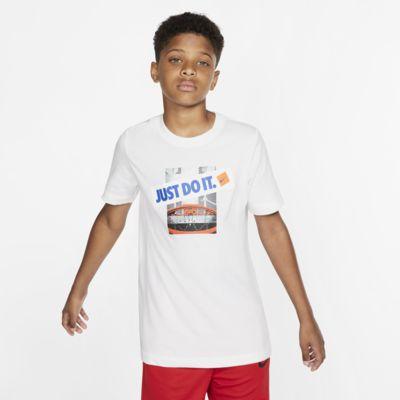 Nike Dri-FIT大童(男孩)篮球T恤