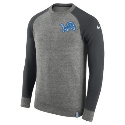 Sweat-shirt Nike AW77 (NFL Lions) pour Homme
