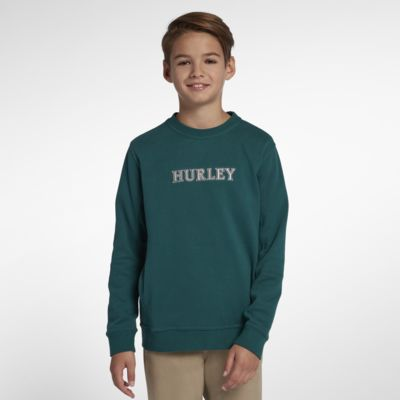 Hurley Atlas  Boys' Fleece Crew