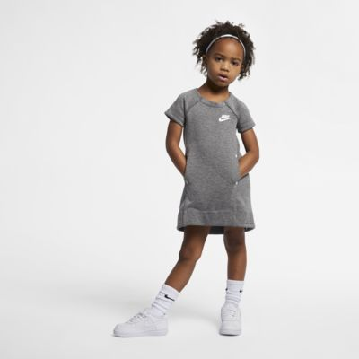 Nike Sportswear Tech Fleece Little Kids' Dress