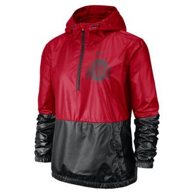 Nike College Anorak (Ohio State) Women's Jacket