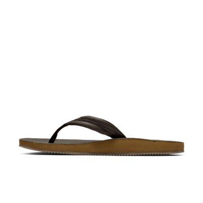 Sandálias em pele Hurley Lunar para homem
