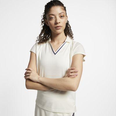 Polo de golf Nike Dri-FIT pour Femme