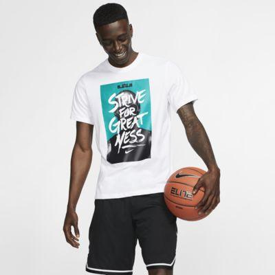 Nike Dri-FIT LeBron 男子篮球T恤