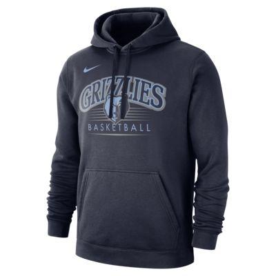 Sweat à capuche NBA Memphis Grizzlies Nike pour Homme