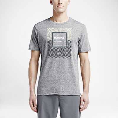 Hurley Born From Water Men's T-Shirt