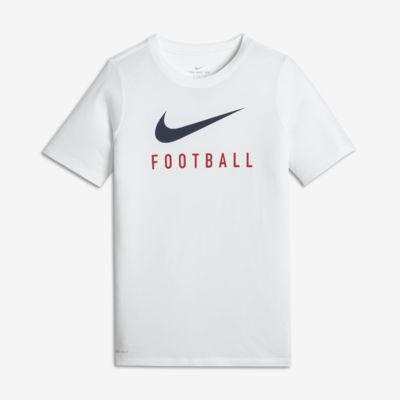 Nike Dri-FIT Big Kids' (Boys') Football T-Shirt