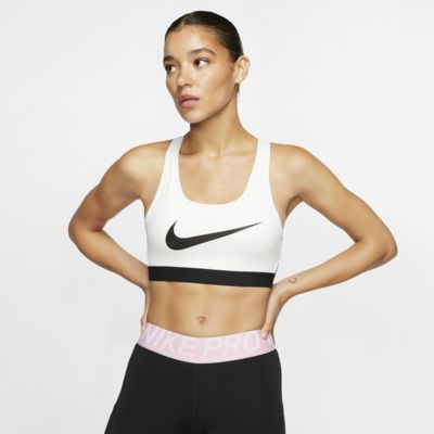 Nike Classic Women's Padded Medium-Support Sports Bra