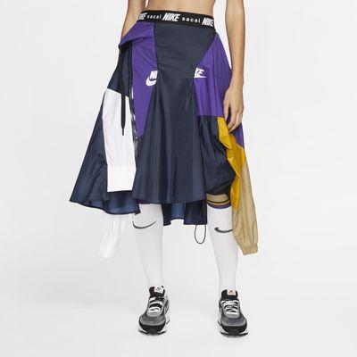 Kjol Nike x Sacai för kvinnor