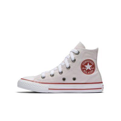 Converse Chuck Taylor All Star Seasonal High Top Little/Big Kids' Unisex Shoe