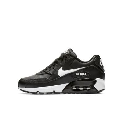 Scarpa Nike Air Max 90 Leather - Ragazzi