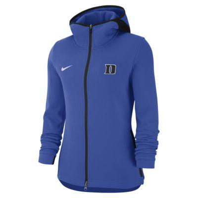 Nike College Dri-FIT Showtime (Duke) Women's Full-Zip Hoodie