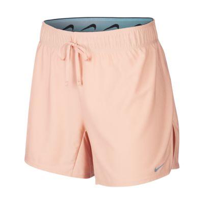 กางเกงเทรนนิ่งขาสั้นผู้หญิง Nike Dri-FIT