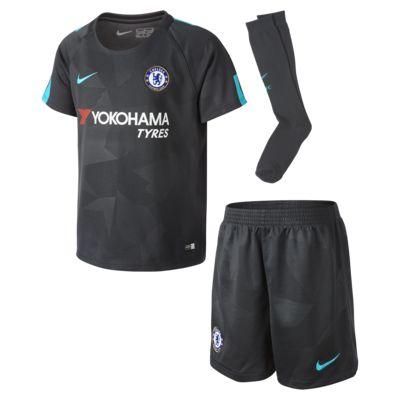 Купить Футбольный комплект для дошкольников 2017/18 Chelsea FC Stadium Third