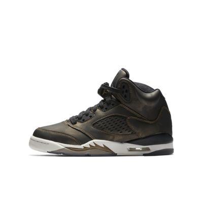 Air Jordan 5 Retro Premium Heiress Collection Older Kids' Shoe