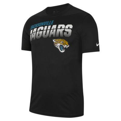 Långärmad t-shirt Nike Legend (NFL Jaguars) för män