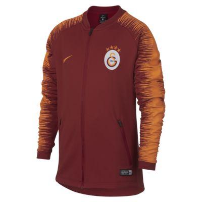 Chamarra de fútbol para niños talla grande Galatasaray S.K. Anthem